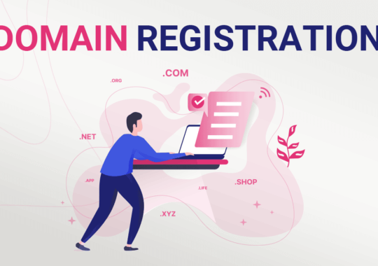 Domain registration – get the perfect name for your site